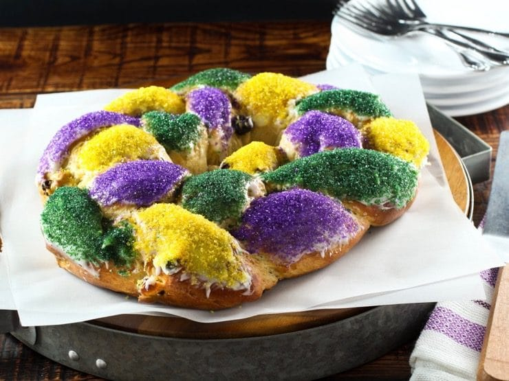The Many Different Types of King Cakes