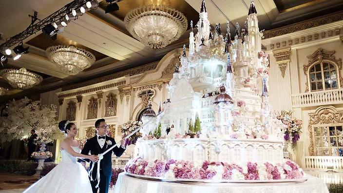 Figure out How to Choose the Right Wedding Cake With This Step-by-Step Guide