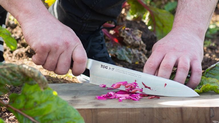 Taking Good Care of a Chef's Knife