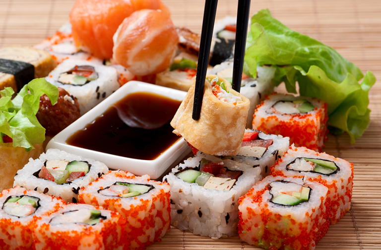 Debunking 5 Common Myths About The Popular Sushi!